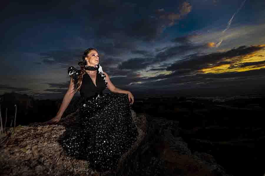 Palop Flamenco - Entrevista Luisa Palicio - Foto Félix Vazquez