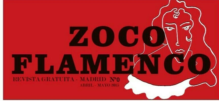 Portada Revista Zoco Flamenco